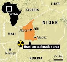 Niger-uranio