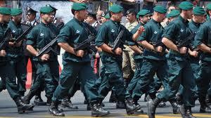 Uomini del GOI - Gruppo Operativo Incursori della Marina Militare