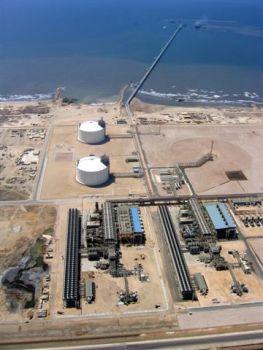 L'impianto di Damietta