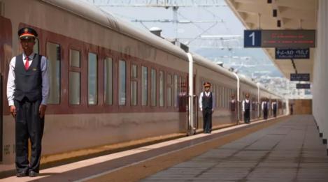 La nuova ferrovia Gibuti-Etiopia